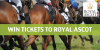 Win Royal Ascot Tickets competition