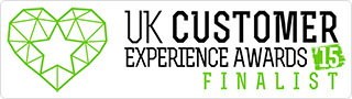 Customer Experience Award Finalist 2015